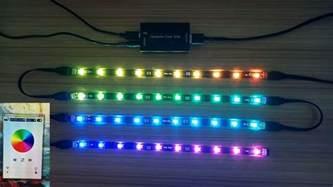rgb led lighting color rgb led lighting kit for gaming pc computer