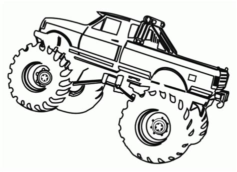 free printable coloring pages monster trucks get this printable monster truck coloring pages 66663