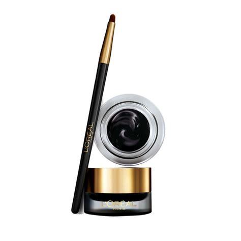 Eyeliner Hi Black Wardah l oreal liner gel intenza 24h eyeliner golden black 02 ebay