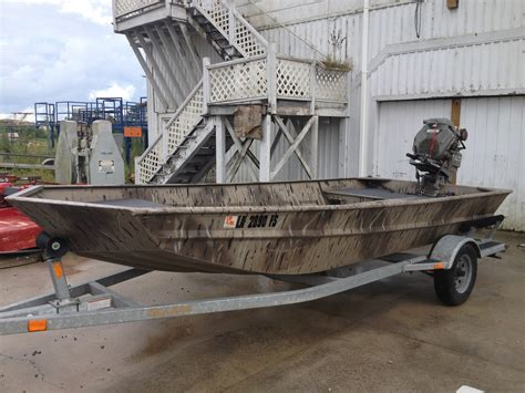 mud boats for sale in sc 35hp gatortail w 16 5 seaark the hull truth boating