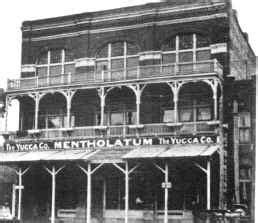 mentholatum building