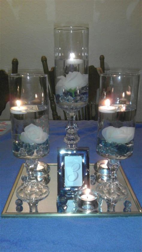 my dollartree centerpiese s weddingbee photo gallery