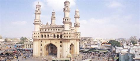 30 Square Meters Charminar In Hyderabad Monuments Of Andhra Pradesh