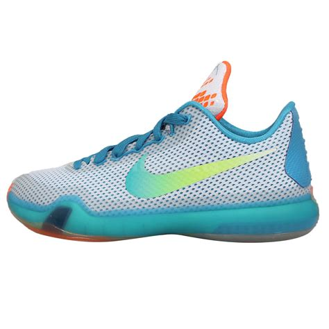 youth basketball shoes nike x 10 gs high dive bryant youth
