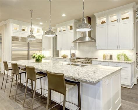 houzz kitchen island ideas large kitchen island ideas houzz
