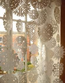 Way to decorate your windows and a really cool craft project for kids
