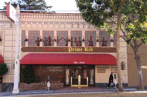 House Of Prime Rib San Francisco by House Of Prime Rib San Francisco Picture Of House Of