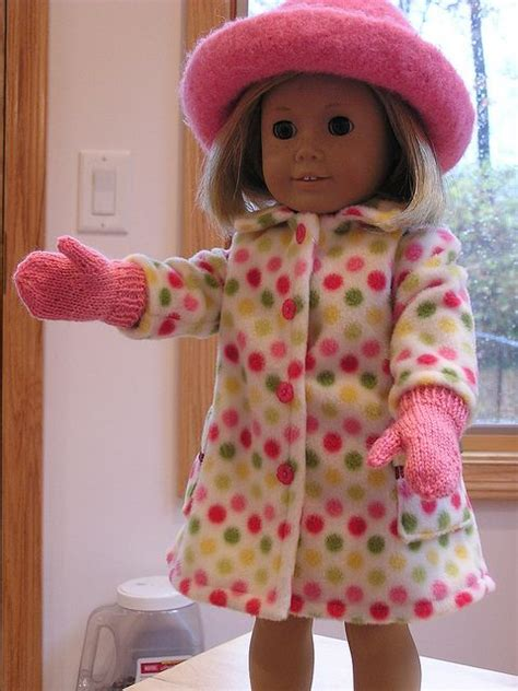 18 inch doll clothes knitting patterns free 18 quot doll mittens free downloadable pattern american