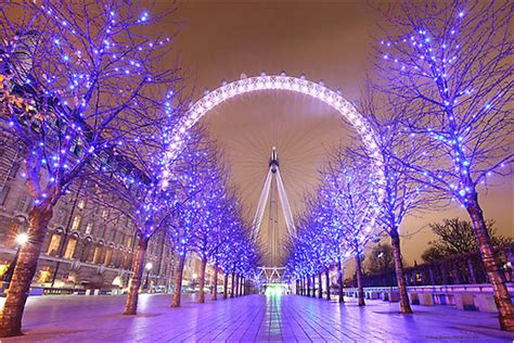 Images Of Christmas In London | christmas in london the london eye sprint ink