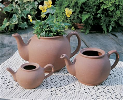 Teapot Planters by Planters Medium Teapot Planter