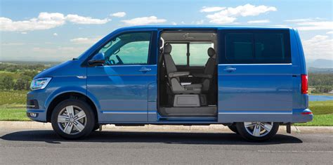 volkswagen multivan price 2017 volkswagen multivan pricing and specs standard