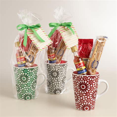 world market 174 holiday blend coffee mug gift set world