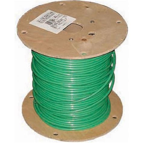 southwire 1 000 ft 2 green stranded cu simpull thhn wire