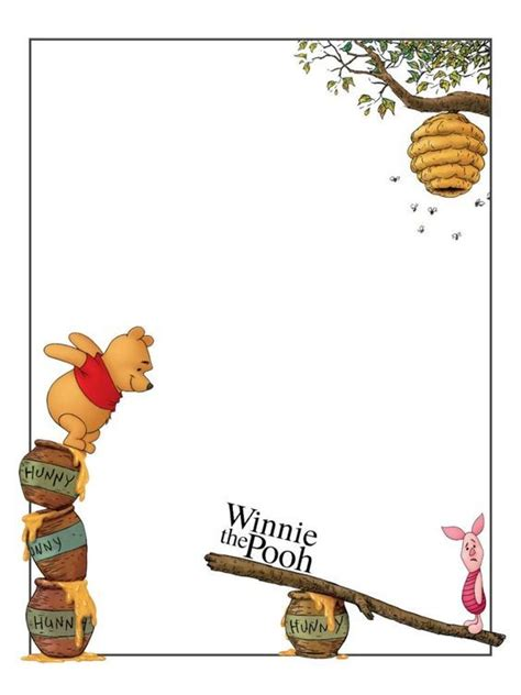winnie the pooh writing paper 75 best tigger tales images on pooh