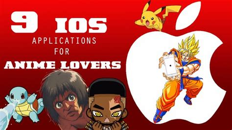 9 Anime App Ios by Top 9 Ios Apps For Anime