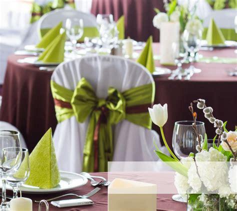 Tischdeko Hochzeit Gr N Pink by Hochzeitsdeko Inspirationen Und Ideen Westwing
