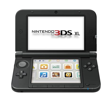 console 3ds bigger nintendo 3ds console revealed nintendo