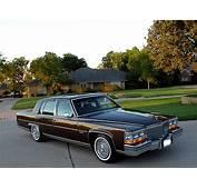 1981 Cadillac Fleetwood  Matt Garrett