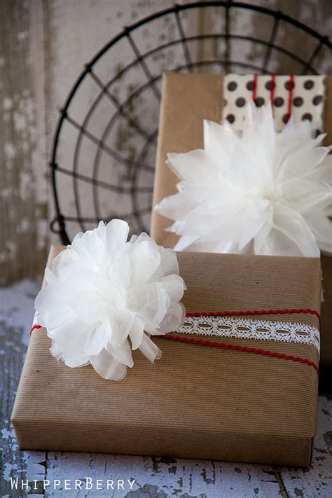 72 beautiful diy gift wrap and tags tip junkie