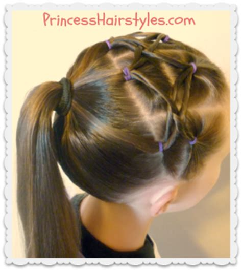 gymnastics hairstyles for fine hair hairstyles for sports woven twist headband hairstyles