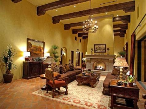 Tuscan Yellow Living Room Stunning Tuscan Living Room Color Ideas