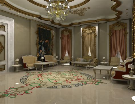 styles of decor interior of a baroque style majlis malazdagistani