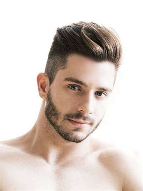 hombre short hairstyles facial hairstyles for men mens hairstyles 2018