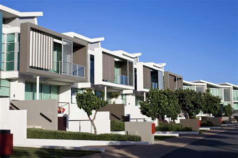 Fourplex by Le Fonds Du Logement Construction De 17 Maisons 224