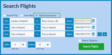 priceline international flights