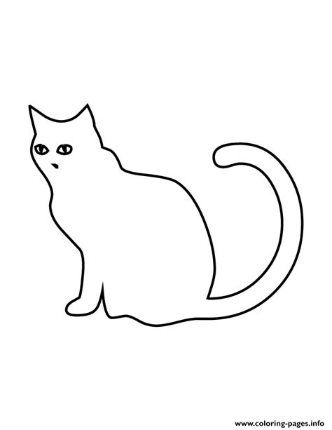 black cat coloring pages black cat stencil coloring pages printable