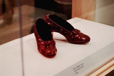 dorothy s slippers smithsonian dorothy s shoes at the national museum of american history