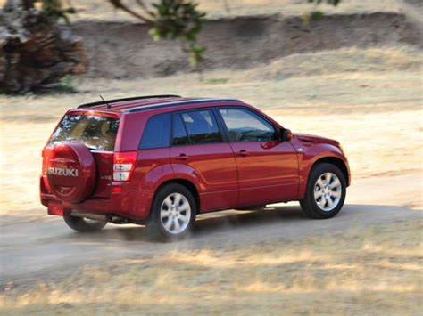 Suzuki Vitara Reliability 2012 Suzuki Grand Vitara Prices Reviews And Pictures U