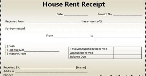 Http Www Wordstemplates Org Category Receipt Templates by House Rent Receipt Template Wordstemplates Org