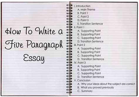 Step To Write An Essay by Steps On How To Write An Essay