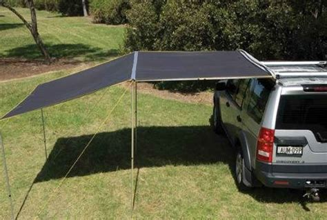 roll out awnings for cers cing car accessories roll out waterproof car awning