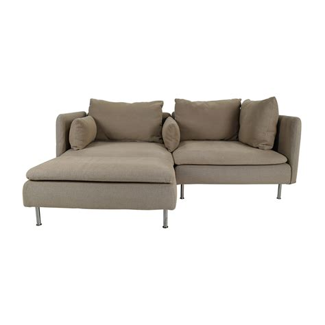 couches sectionals 50 off ikea soderhamn sectional sofa sofas