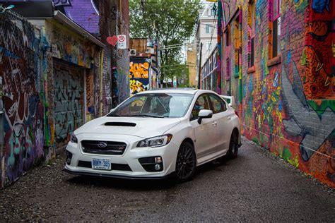 sti subaru 2016 white review 2016 subaru wrx sti sport package canadian auto