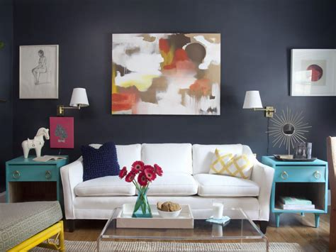 Diy Living Room Decor A Painter S Diy Small Condo Design Interior Design Styles And Color Schemes For Home