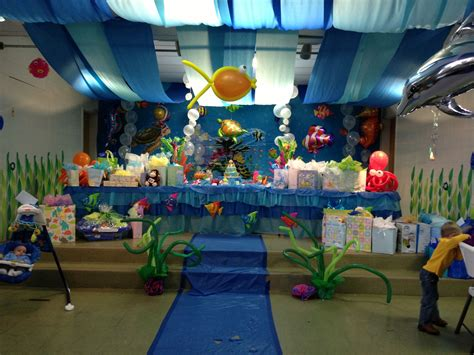 Baby Shower The Sea Theme by The Sea Baby Shower Theme The Sea Baby