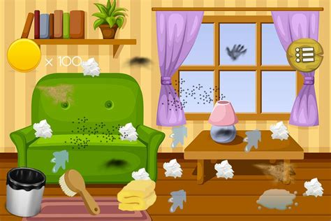 music to clean the house to house clean up kids game android apps on google play