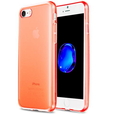 Silicone Transparant Iphone 4 for apple iphone 7 4 7 slim grip tpu rubber