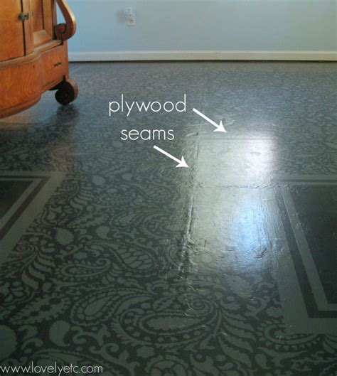 Best Plywood For Flooring by Painting Plywood Floors Houses Flooring Picture Ideas