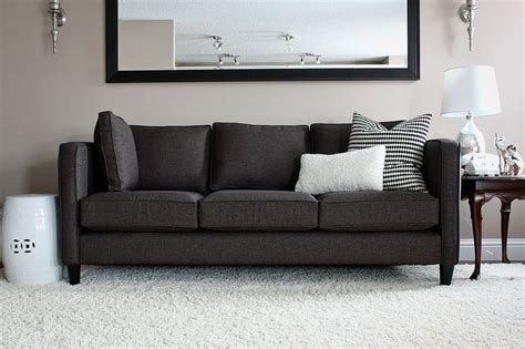 black barn upholstery supplies urban barn cedric sofa review refil sofa