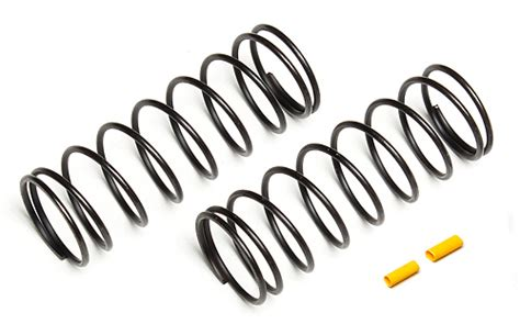 81215 Team Associated Rc8b3 Front Springs Yellow 54 Lbin front springs yellow 5 4 lb in team associated