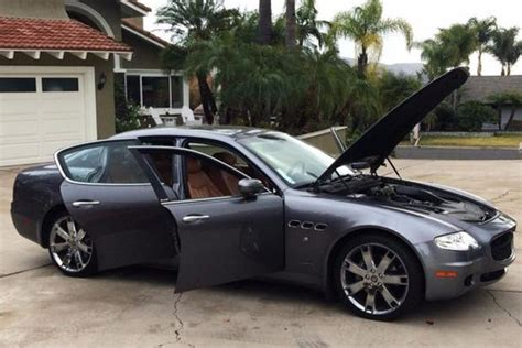 cheapest maserati the cheapest modern maserati on autotrader is