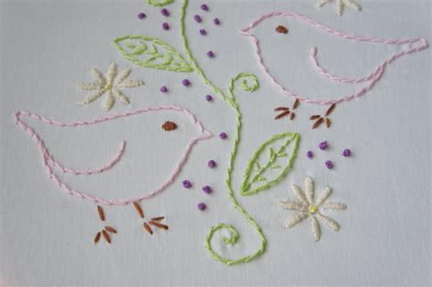 Free Handmade Embroidery Designs - stitched japanese embroidery patterns embroidery
