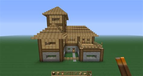 minecraft survival house tutorial perfect minecraft survival house tutorial youtube