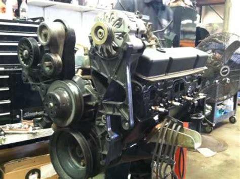 engine swap  jeep wrangler youtube