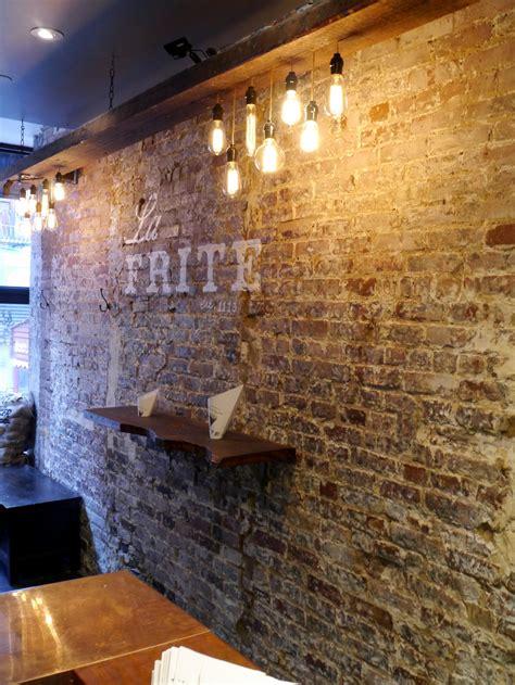 painting brick walls interior restaurant interior design decoration restaurant