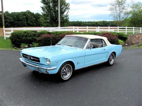 1964 mustang convertible for sale 1964 1 2 ford mustang convertible for sale ford